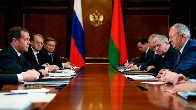СМИ раскрыли детали экономической интеграции России и Белоруссии
