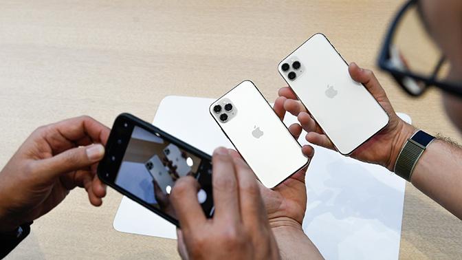 Россия стала мировым лидером по ценам на iPhone 11 Pro Max