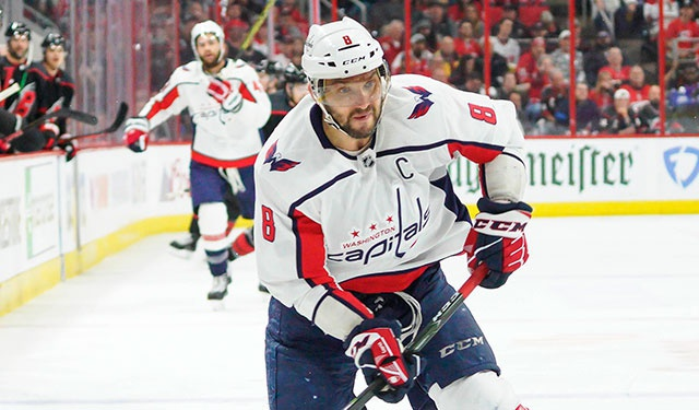 Овечкин предложил изменить хоккейные правила