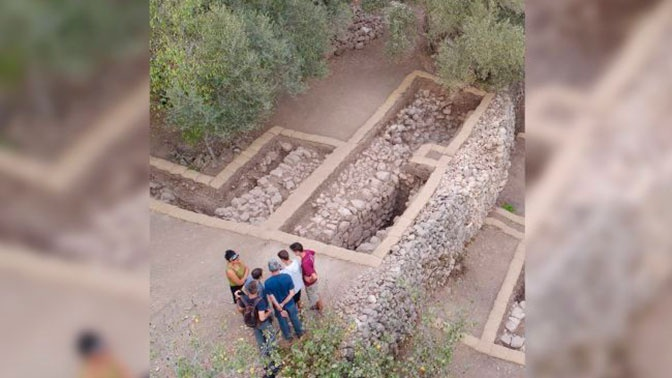 Найдена деревня, которую посетил Иисус после распятия
