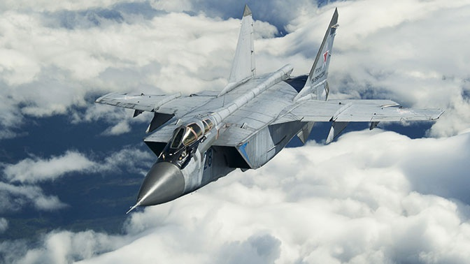 Учения «Центр-2019» прикроют самые быстрые перехватчики МиГ-31