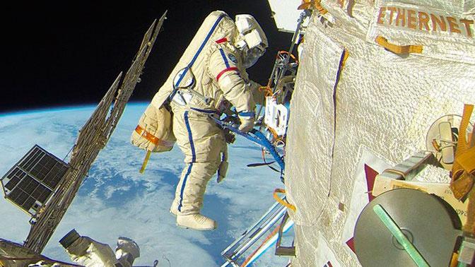 Оружие будет включено в аварийный запас космонавтов