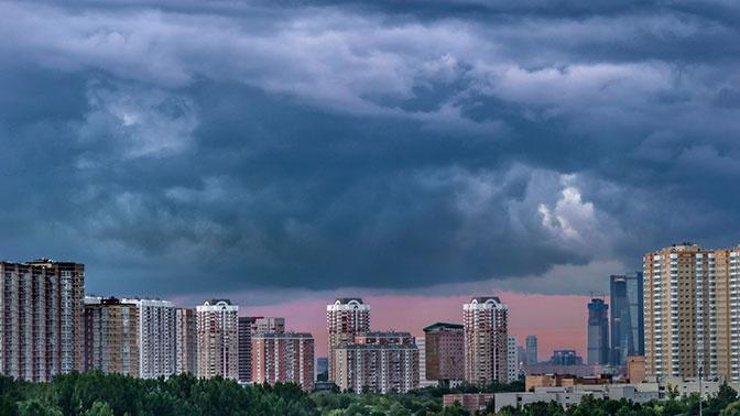 Полувековой рекорд по выпавшим осадкам побит в Москве