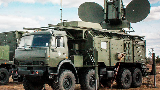 Расчеты РЭБ прикрыли пункты управления ЦВО от ракет на учении «Центр-2019»