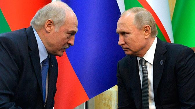 Россия и Белоруссия могут подписать программу интеграции к 8 декабря