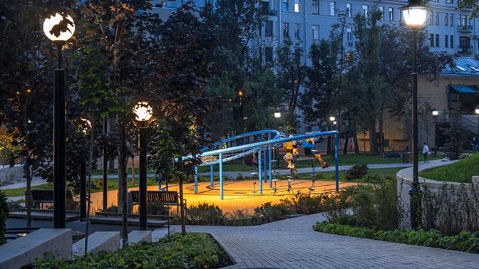 В Москве ночью похолодает до минусовых температур