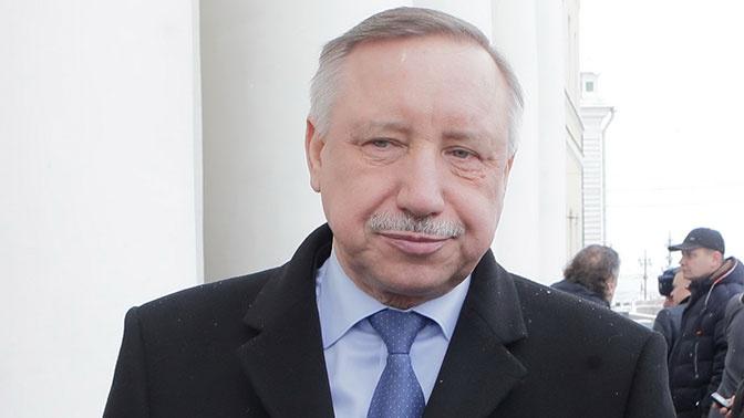 Путин включил Беглова в должности губернатора Петербурга в состав Совбеза