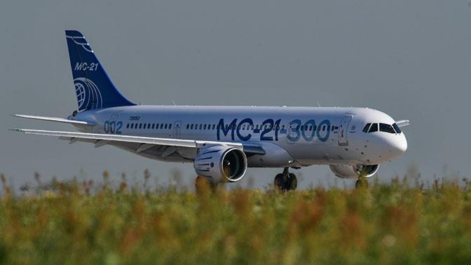 Россия предложила турецким авиакомпаниям самолеты МС-21 и Superjet