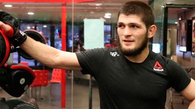 В UFC назвали будущего соперника Нурмагомедова