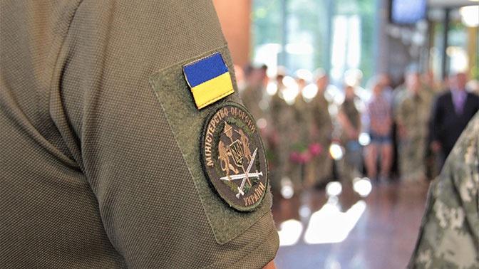 На Украине «призвали» в армию пятилетнего мальчика