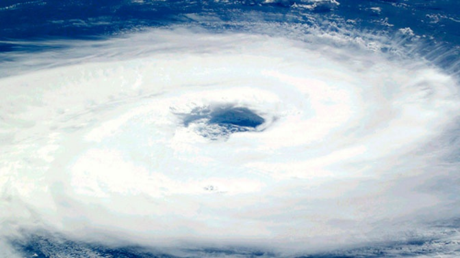 В Приморье объявлено штормовое предупреждение из-за тайфуна «Тапа»
