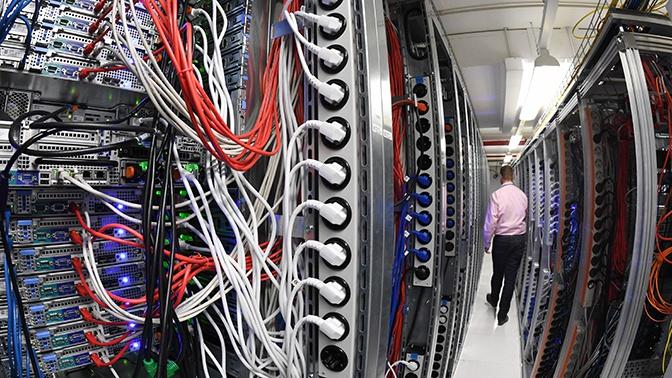 В России начался монтаж оборудования для надежного Рунета
