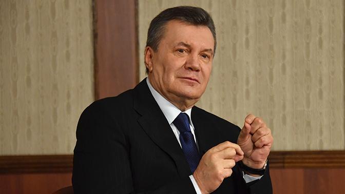 Янукович готовится к возвращению на Украину