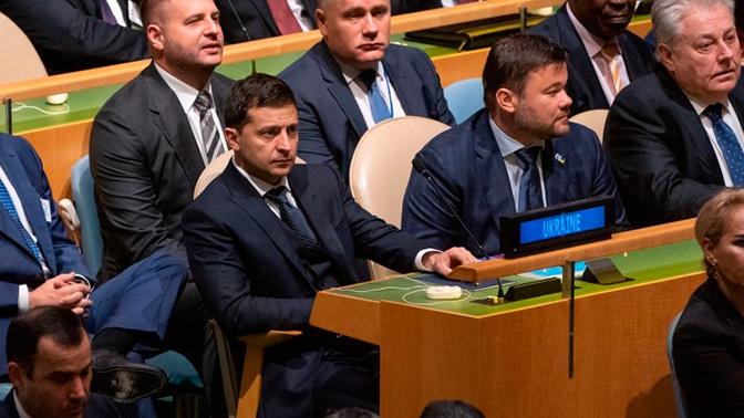 Зеленский попросил Трампа предоставить дополнительную информацию о Байденах