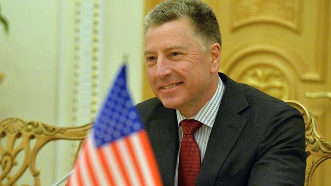 СМИ: спецпредставитель США по Украине Курт Волкер ушел в отставку