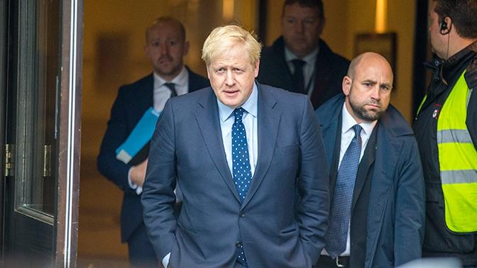 СМИ: в Великобритании могут инициировать импичмент в отношении премьера Джонсона