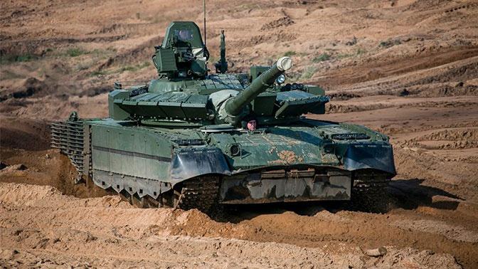 При модернизации танк Т-80БВМ получил систему управления огнем от Т-90