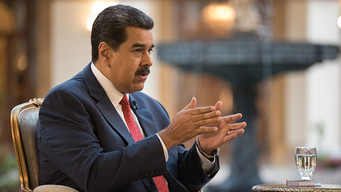 Мадуро назвал Россию одной из великих держав XXI века