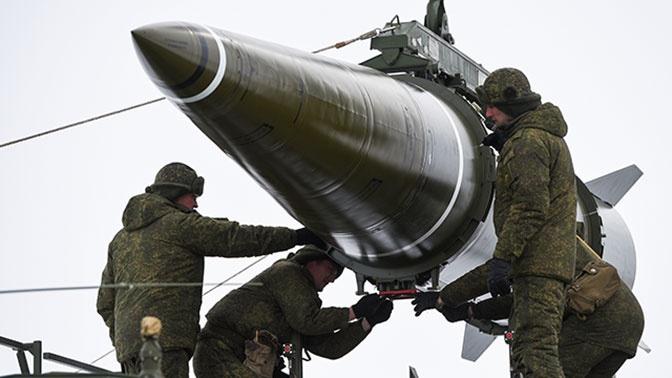 «Точки-У» заменят новыми ракетными комплексами «Искандер-М» в Курске