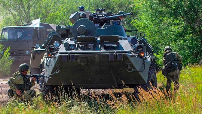 В Западном военном округе создано три новых полка