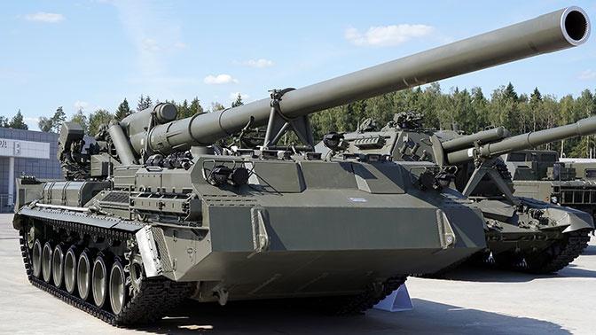 В России завершается модернизация одной из самых мощных пушек в мире