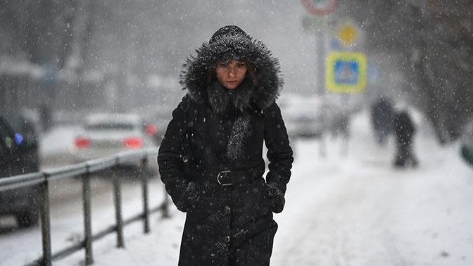 Мокрый снег и холод: когда в Москве начнется похолодание