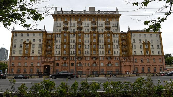 Посольство США пока не вернуло документы российским дипломатам