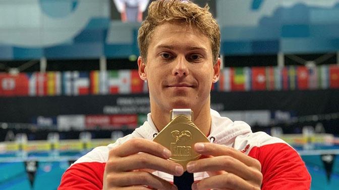 Российские пловцы завоевали шесть медалей во второй день Кубка мира