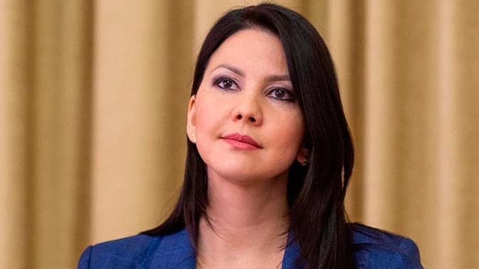 Депутат Юмашева не стала комментировать инцидент с допросом ФБР