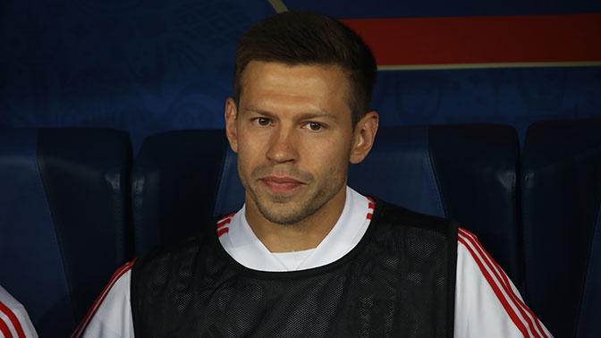 Травмированному Смолову нашли замену в сборной России