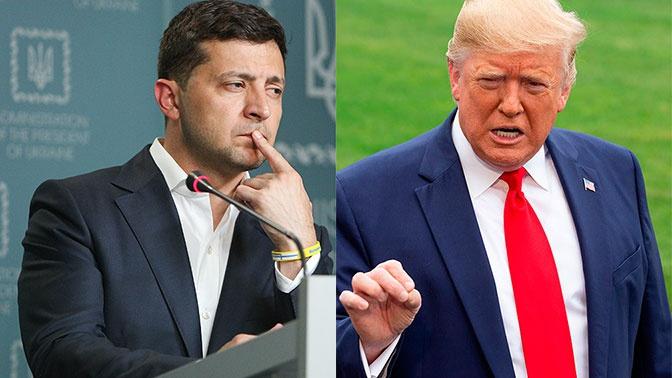 СМИ: второй сотрудник разведки США раскрыл детали разговора Трампа и Зеленского