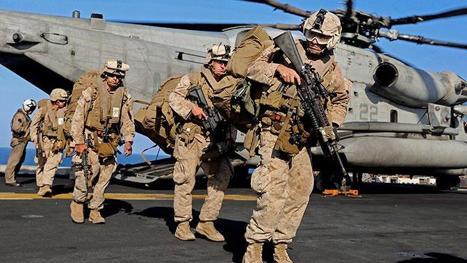 США: эвакуация военных из Сирии не означает вывода войск