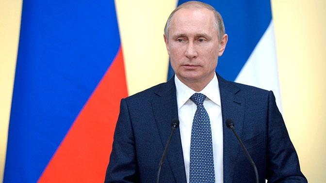 Улицу в Цхинвале переименовали в честь Путина