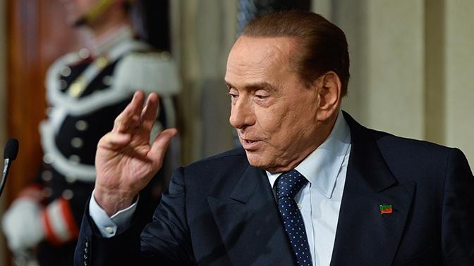 Берлускони поделился впечатлениями от встречи с Путиным в Сочи
