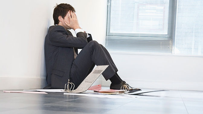 Почти 10% россиян пребывают в постоянном стрессе