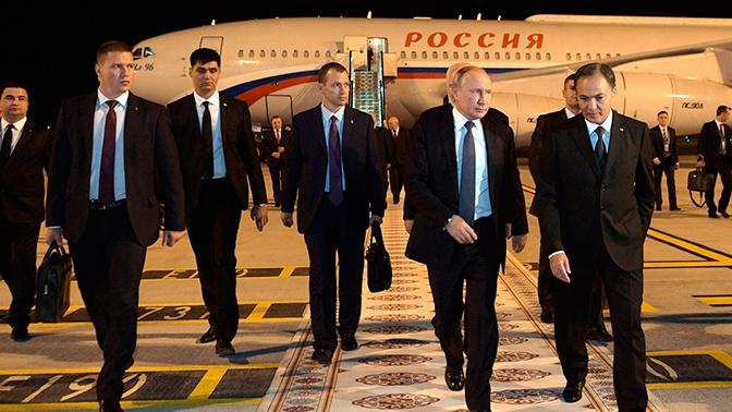 Путин обсудил с Бердымухамедовым поставки Aurus