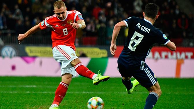 Фернандес и Баринов не попали в основной состав сборной на игру с Кипром