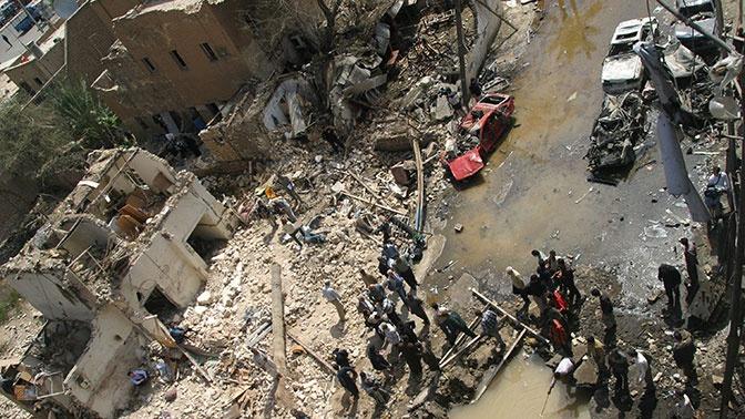 Путин оценил последствия военных действий в Ираке и Ливии