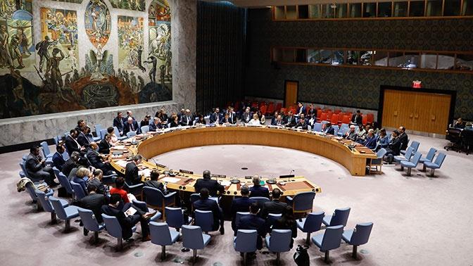 МИД России заподозрил США в попытке подорвать работу ООН