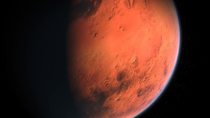 Бывший ученый NASA рассказал о наличии следов жизни на Марсе