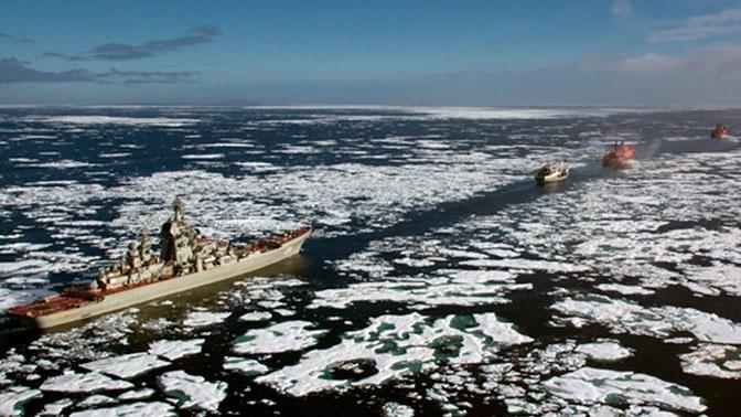 СМИ: США пытаются лишить РФ Северного морского пути