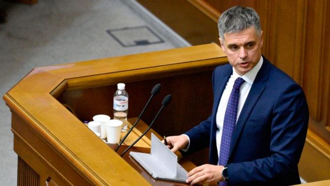 Глава МИД Украины рассказал об альтернативе «формуле Штайнмайера»