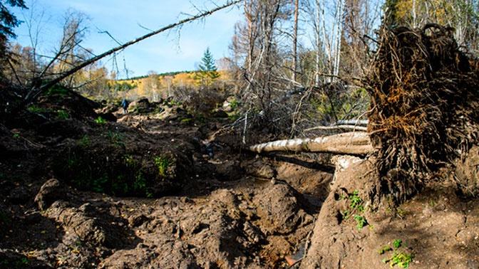 На месте «землетрясения века» на Урале найдены необычные аномалии