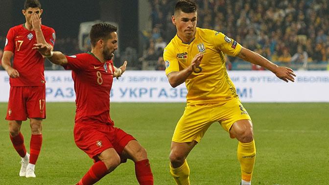 Сборная Украины досрочно прошла на Евро-2020