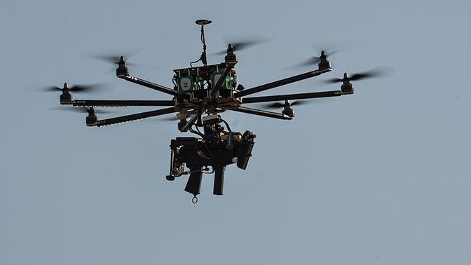 В России создадут сеть полигонов для испытаний дронов
