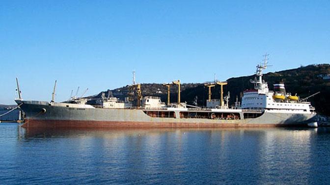 Корабли ТОФ доставили в отдаленные воинские части более 52 тыс. тонн грузов