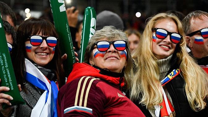 Во время Евро-2020 в городах России будут организованы фан-зоны