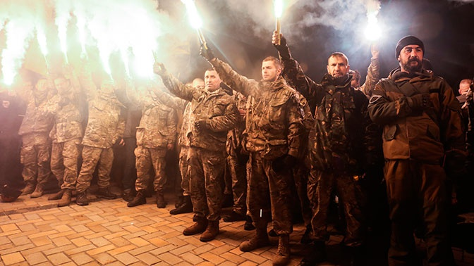 США могут признать «Азов» террористической организацией