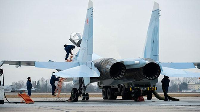 Боевые самолеты и вертолеты ЗВО вернулись в места дислокации с учений «Взаимодействие-2019»