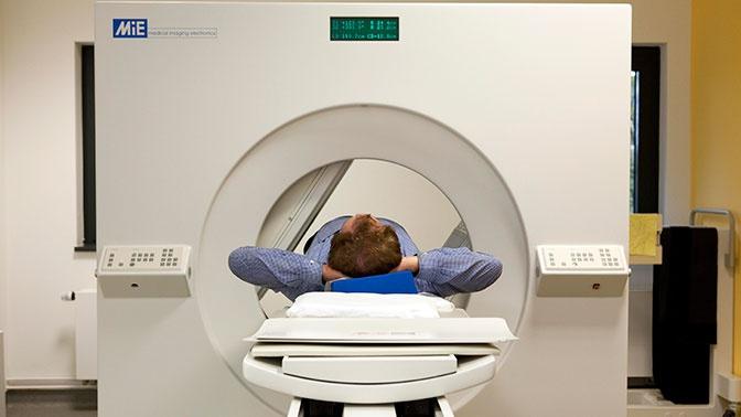 Потерявшуюся в томографе пациентку врачи искали 6 часов